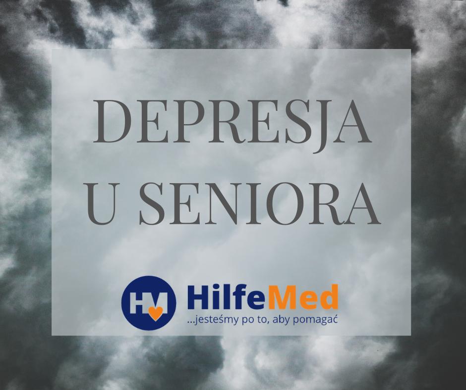 Depresja u seniora.